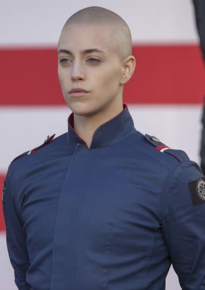 Heading Up Security - Motherland: Fort Salem Season 2 Episode 4