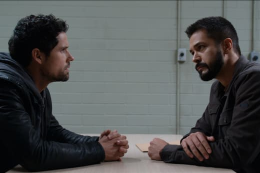 Interrogation Time  - Virgin River Season 3 Episode 7