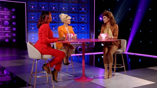 Motherhood Chat - RuPaul's Drag Race All Stars Season 6 Episode 5