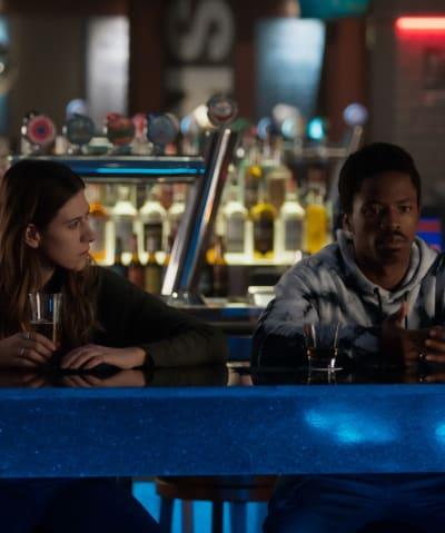 Murphy and Trey Get Drinks - tall - In The Dark Season 3 Episode 4
