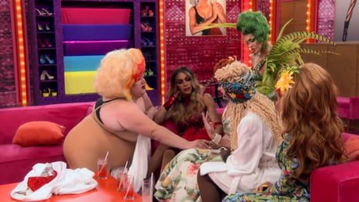 RuPaul's Best Friend Race - RuPaul's Drag Race All Stars Season 6 Episode 7