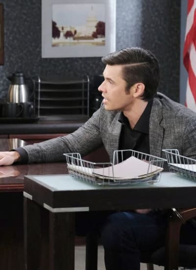 Sami Tries to Make a Deal / Tall - Days of Our Lives
