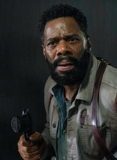 Strand's New Role - Fear the Walking Dead Season 6 Episode 16