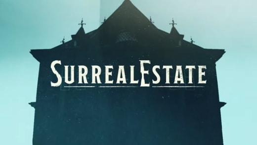 SurrealEstate House Logo