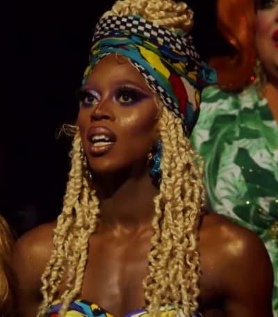 Wig Fall - RuPaul's Drag Race All Stars Season 6 Episode 7