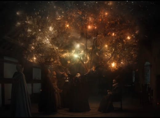 With Knot of Three - A Discovery of Witches Season 2 Episode 3