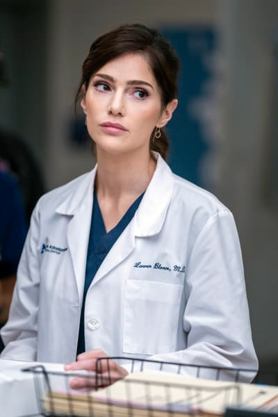 Emergency Department Complications - tall  - New Amsterdam Season 4 Episode 1