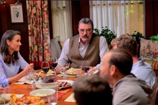 Family Dinner - Blue Bloods Season 12 Episode 1