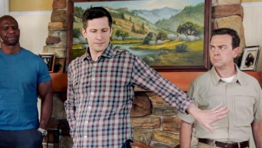 Let Jake Handle It - Brooklyn Nine-Nine Season 8 Episode 7