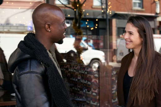 Meeting Sarah  - In The Dark Season 3 Episode 9