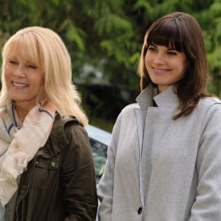 Megan and Abby Say Happy Trails - Chesapeake Shores