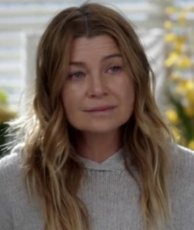 Mer Goes Home - Grey's Anatomy Season 17 Episode 15