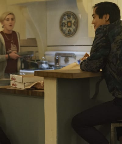 Micah & Finley Talk