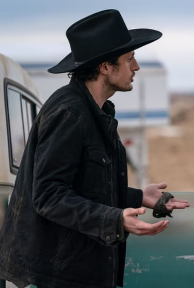 Michael Explains - Roswell, New Mexico Season 3 Episode 8