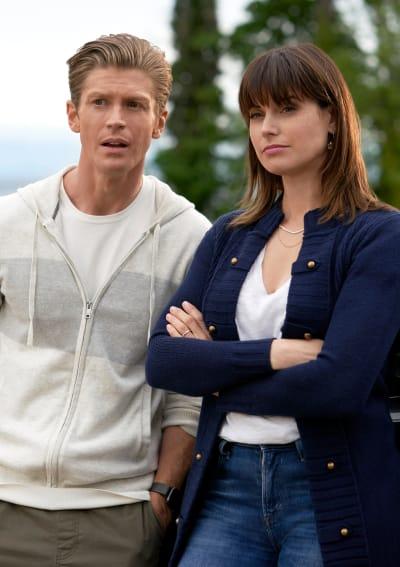 Paranoia Will Destroy Ya - Chesapeake Shores Season 5 Episode 4