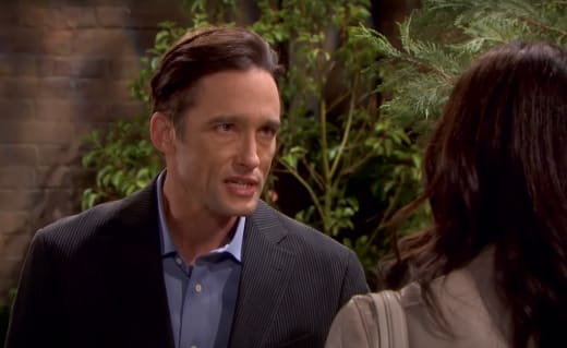 Philip Warns Gabi About Jake - Days of Our Lives