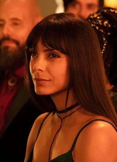 Tennille Read as Megan - SurrealEstate Season 1 Episode 7