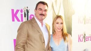 Tom Selleck Wife Jillie 33 Years Married SS ftr