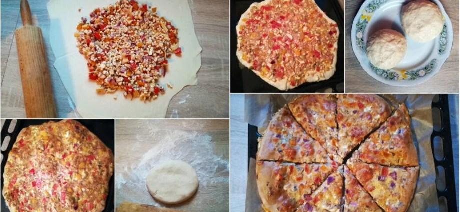 Feteer Przepis Na Domową Egipską Pizzę Polish Egyptian