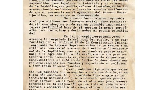 Cierran por 10 años el archivo Porfirio Díaz