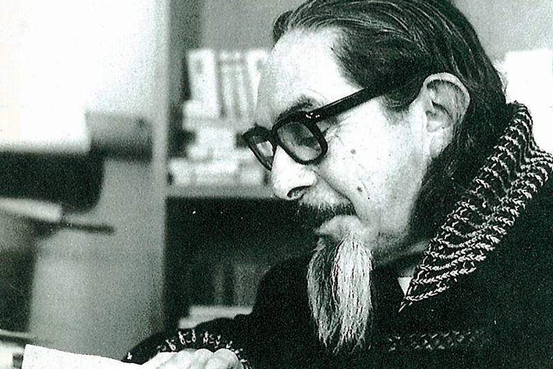 El escritor José Revueltas. Foto: Internet