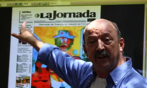Quiebra técnica en La Jornada