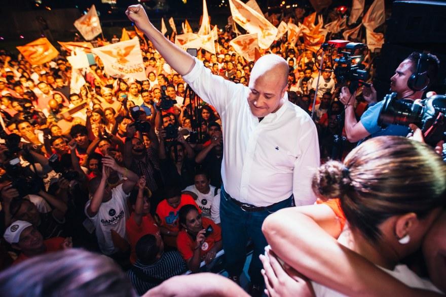 El candidato de Movimiento Ciudadano por Guadalajara, Enrique Alfaro. Foto: Flickr de Enrique Alfaro