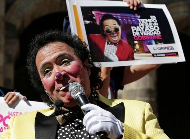 Lagrimita, la última carta del PRI para evitar que Enrique Alfaro sea presidente municipal de Guadalajara.
