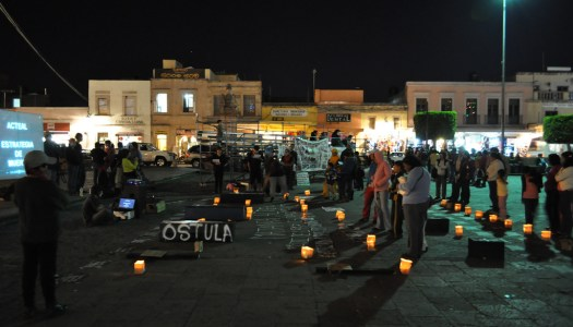 Fin de semana sangriento: caos en México