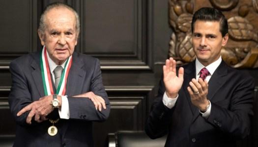"""Alberto Bailleres y el enorme """"sufrimiento"""" de los grandes empresarios"""
