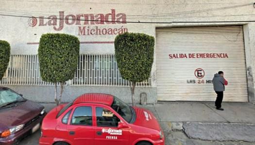 Carta de los trabajadores de La Jornada Michoacán