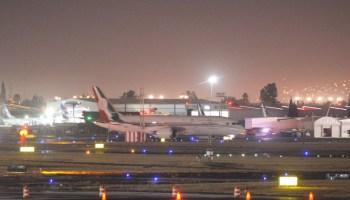 Continúan los excesos: llega el nuevo y lujoso avión de Peña Nieto