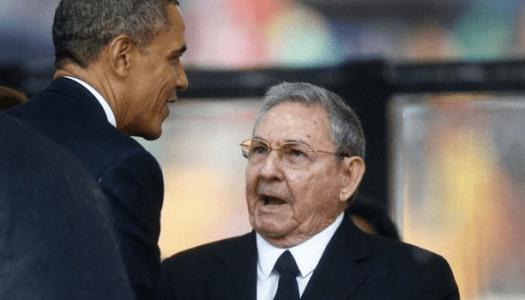 Bloqueo y Guantánamo, pendientes de Obama en Cuba