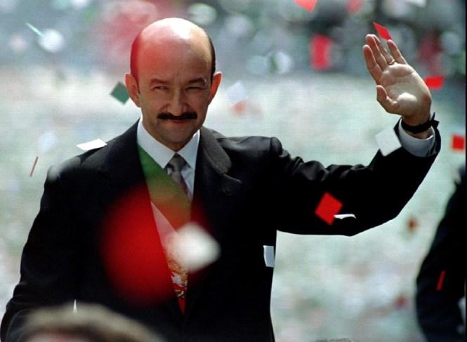 Carlos Salinas de Gortari. Foto: Internet