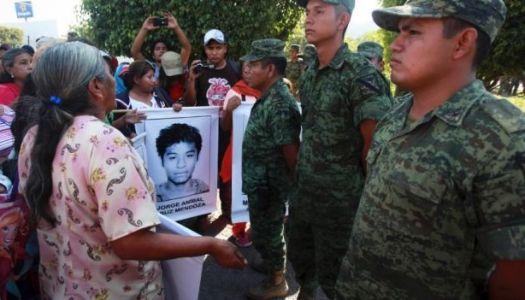 México debe abrir los cuarteles militares para buscar desaparecidos: ONU