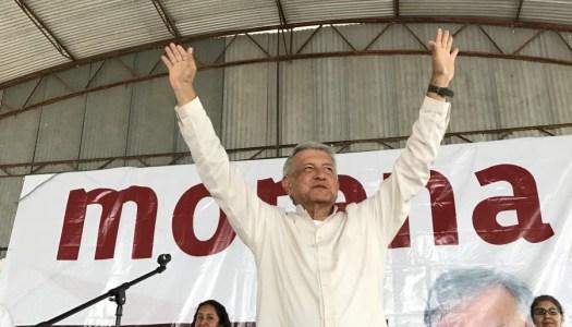 Vender el lujoso avión presidencial, exige AMLO a Peña Nieto