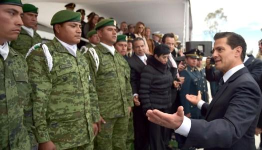 Dar más poder al Ejército con Ley de Seguridad Interior traerá mayor violencia e impunidad