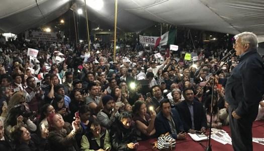 Con el PRIAN, las masacres son política de Estado: López Obrador