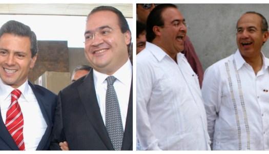 El pacto PAN-PRI-Duarte contra AMLO