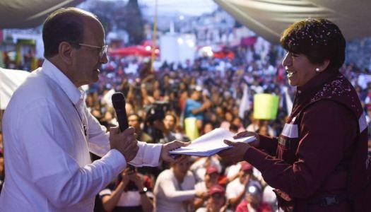 PRD denuncia al padre Alejandro Solalinde por apoyar a Morena