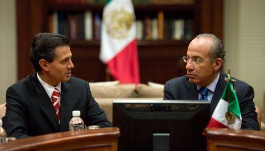 Protegen a EPN y Calderón en EU ante acusaciones de capos del narco