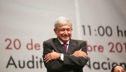 AMLO recibe constancia de presidente electo  EN VIVO