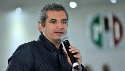 AMLO es el rival a vencer, no el Frente PAN-PRD-MC: Ochoa Reza