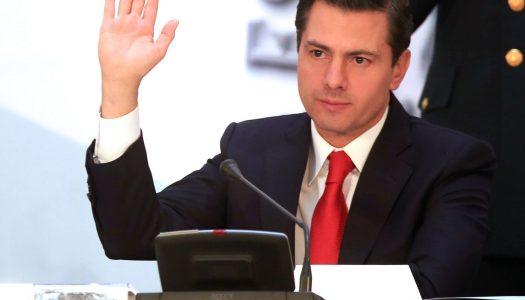 Tres días antes de navidad, EPN promulga la Ley de Seguridad Interior