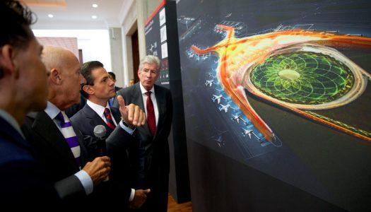 Razones para cancelar el nuevo aeropuerto de Peña Nieto