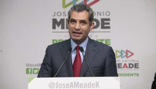Echan a Ochoa Reza del PRI ante el desplome de Meade