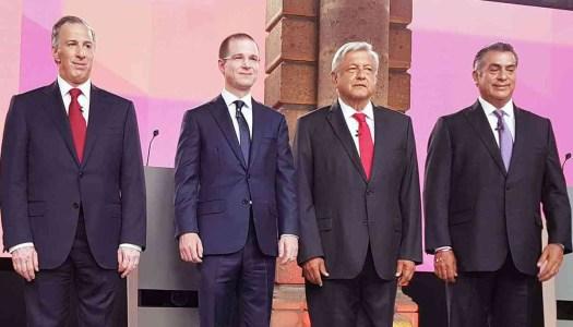 Segundo debate presidencial |EN VIVO