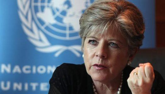 Alicia Bárcena, la mujer propuesta por AMLO como embajadora en la ONU