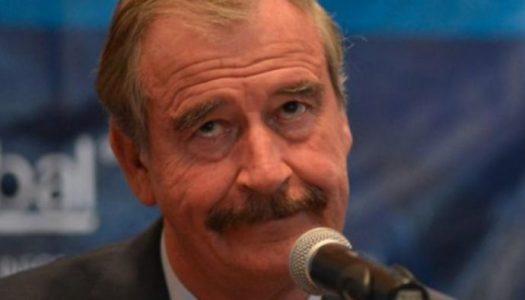 """Fox sale con otra ocurrencia: pide que vuelva el PRI de """"verdadera oposición"""""""