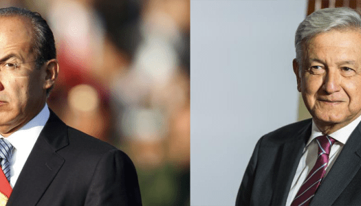 Calderón se hace el ambientalista y critica a AMLO; lo tunden en redes